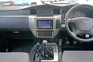2012 Nissan Patrol GU 7 MY10 ST Gold 5 Speed Manual Wagon