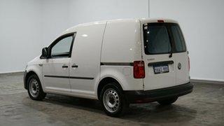 2019 Volkswagen Caddy 2KN MY20 TSI220 SWB DSG White 7 Speed Sports Automatic Dual Clutch Van.