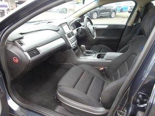 2012 Ford Falcon FG MkII XR6 Grey 6 Speed Automatic Sedan