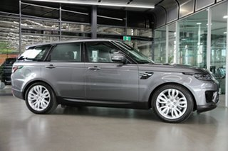 2018 Land Rover Range Rover Sport L494 19.5MY SE Grey 8 Speed Sports Automatic Wagon