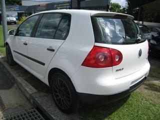 2005 Volkswagen Golf Finance $52 Per Week White 6 Speed Manual Hatchback