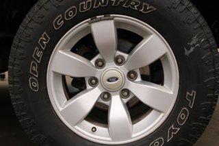 2008 Ford Ranger PJ XLT (4x4) White 5 Speed Manual Dual Cab Pick-up