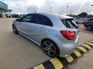 2014 Mercedes-Benz A250 176 MY15 Sport Silver 7 Speed Automatic Hatchback