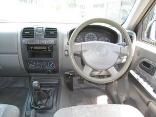 2006 Holden Rodeo RA Turbo Diesel LX 4X4 White 5 Speed Manual Dual Cab