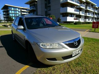 2005 Mazda 6 GY Classic Gold 4 Speed Auto Activematic Wagon