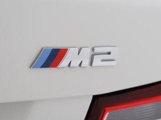2016 BMW M2 F87 White 7 Speed Auto Dual Clutch Coupe