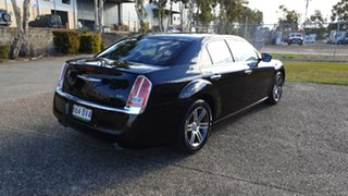 2012 Chrysler 300 MY12 Limited Black 5 Speed Automatic Sedan.