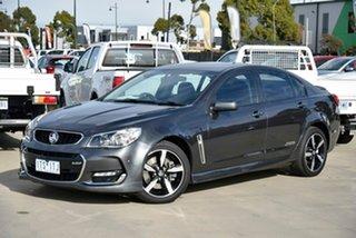 2017 Holden Commodore VF II MY17 SS Grey 6 Speed Sports Automatic Sedan.