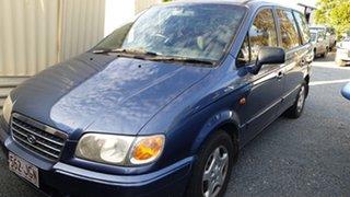 2002 Hyundai Trajet GL Blue 4 Speed Automatic Wagon