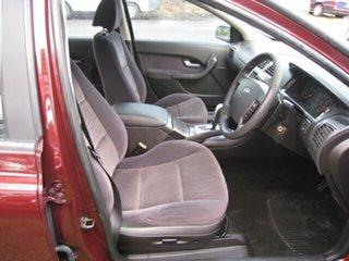 2004 Ford Falcon BA CentreLink Finance $66 P/W Maroon 4 Speed Auto Seq Sportshift Sedan