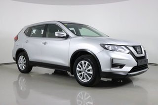 2019 Nissan X-Trail T32 Series 2 ST 7 Seat (2WD) (5Yr) Silver Continuous Variable Wagon.