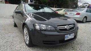 2008 Holden Commodore VE MY09.5 60th Anniversary Grey 4 Speed Automatic Sedan.