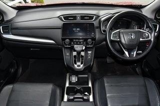 2017 Honda CR-V RW MY18 VTi-L FWD Red 1 Speed Constant Variable Wagon.