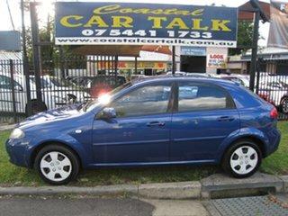 2006 Holden Viva JF Blue 5 Speed Manual Hatchback.