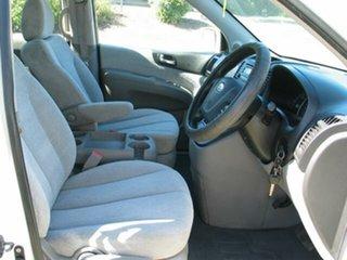2008 Kia Carnival VQ Finance $68 Per Week White 5 Speed Automatic Wagon
