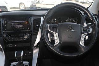 2017 Mitsubishi Pajero Sport QE MY17 GLS Metallic Grey 8 Speed Sports Automatic Wagon