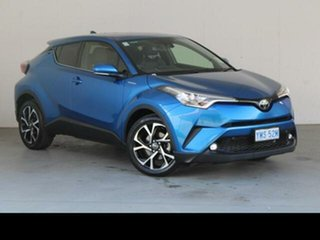 2018 Toyota C-HR NGX10R Update Koba (2WD) Tidal Blue Continuous Variable Wagon