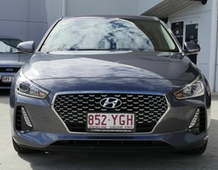 2018 Hyundai i30 PD2 MY18 Trophy Grey 6 Speed Sports Automatic Hatchback.