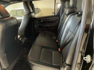 2018 Toyota Hilux GUN126R MY19 Rogue (4x4) 6 Speed Automatic Double Cab Pick Up