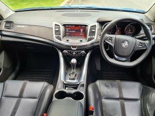 2013 Holden Commodore VF MY14 SS V Sportwagon Blue 6 Speed Sports Automatic Wagon