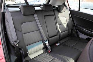 2017 Kia Sportage QL MY18 Si 2WD Red 6 Speed Sports Automatic Wagon