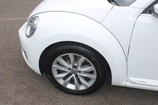 2015 Volkswagen Beetle 1L MY15 Coupe DSG White 7 Speed Sports Automatic Dual Clutch Liftback