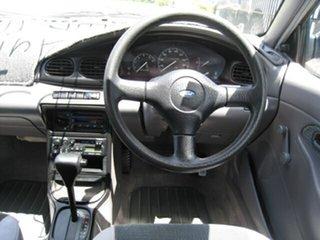 1995 Ford Festiva WB GLi Silver 3 Speed Automatic Hatchback