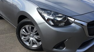 2018 Mazda 2 DJ2HAA Neo SKYACTIV-Drive Billet Silver 6 Speed Sports Automatic Hatchback.
