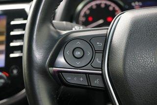 2019 Toyota Camry ASV70R SX White 6 Speed Sports Automatic Sedan