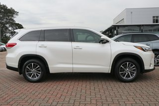 2018 Toyota Kluger GSU50R GXL 2WD White 8 Speed Sports Automatic SUV