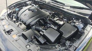 2013 Mazda 6 GJ1031 Sport SKYACTIV-Drive Black 6 Speed Sports Automatic Wagon