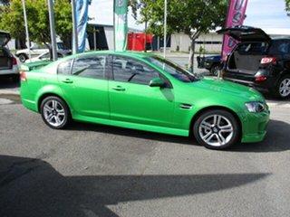 2009 Holden Commodore VE SV6 Green 5 Speed Auto Active Select Sedan.