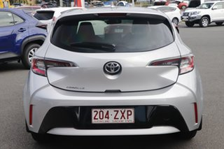 2020 Toyota Corolla Mzea12R Ascent Sport Silver 10 Speed Constant Variable Hatchback