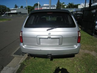 2003 Holden Commodore Centrelink  Finance $75 Per Week Silver 4 Speed Automatic Wagon