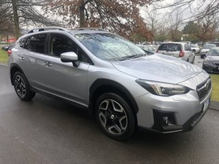2018 Subaru XV G5X MY18 2.0i-S Lineartronic AWD Silver 7 Speed Constant Variable Wagon.