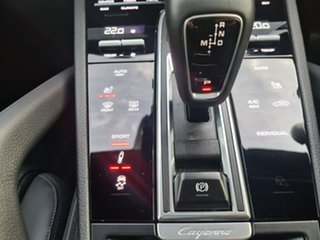 2019 Porsche Cayenne 9YA MY20 Tiptronic White 8 Speed Sports Automatic Wagon