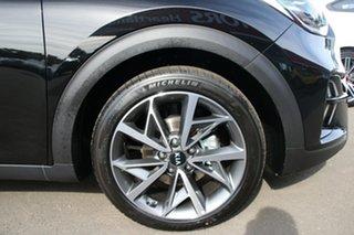 2021 Kia Niro DE 21MY Hybrid DCT 2WD Sport Aurora Black 6 Speed Sports Automatic Dual Clutch Wagon.