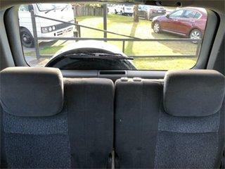 2007 Toyota Landcruiser Prado KDJ120R GXL Silver 5 Speed Automatic Wagon