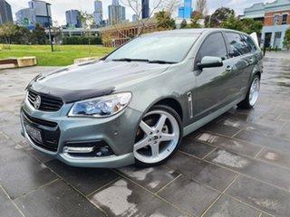 2014 Holden Commodore VF MY14 SS V Sportwagon Grey 6 Speed Sports Automatic Wagon.