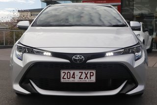 2020 Toyota Corolla Mzea12R Ascent Sport Silver 10 Speed Constant Variable Hatchback.