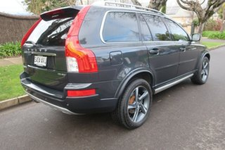 2012 Volvo XC90 P28 MY12 D5 Geartronic R-Design Grey 6 Speed Sports Automatic Wagon