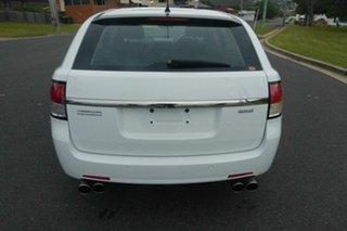 2010 Holden Commodore VE MY10 International Sportwagon White 6 Speed Sports Automatic Wagon