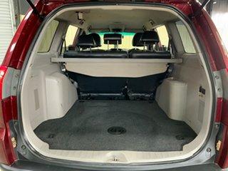 2009 Mitsubishi Challenger PB XLS (5 Seat) (4x4) Red 5 Speed Automatic Wagon