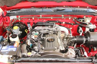 2006 Nissan Navara D22 ST-R (4x4) 5 Speed Manual Dual Cab Pick-up