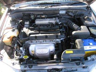 2000 Hyundai Lantra SE Brown 5 Speed Manual Wagon