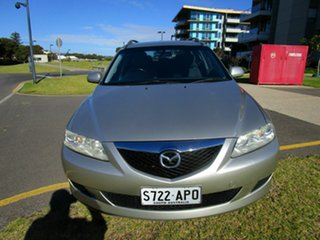 2005 Mazda 6 GY Classic Gold 4 Speed Auto Activematic Wagon.