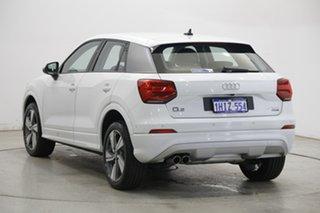 2019 Audi Q2 GA MY20 40 TFSI S Tronic Quattro Sport White 7 Speed Sports Automatic Dual Clutch Wagon