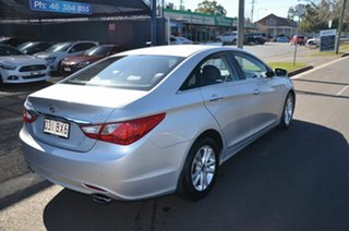 2012 Hyundai i45 YF MY11 Elite Silver 6 Speed Automatic Sedan.