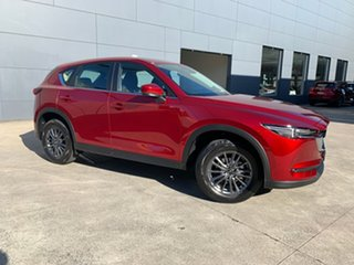 2021 Mazda CX-5 KF4WLA Touring SKYACTIV-Drive i-ACTIV AWD Soul Red Crystal 6 Speed Sports Automatic.