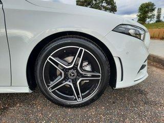 2021 Mercedes-Benz A-Class V177 801+051MY A180 DCT Digital White 7 Speed